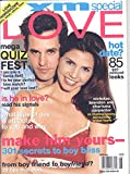 Y M Magazine Love Special 1998 (Young and Modern - Nicholas Brendon/Charisma Carpenter on Cover)