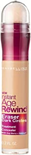 Maybelline New York Instant Age Rewind Concealer - Honey 140