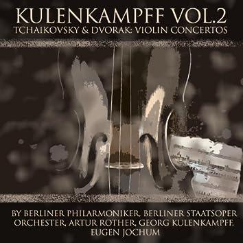 Kulenkampff Vol. 2: Tchaikovsky & Dvorák: Violin Concertos