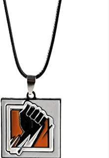 AEmber BK - R6 Finka Keychain and Pendant Necklace | Rainbow Six Siege CBRN (Necklace)