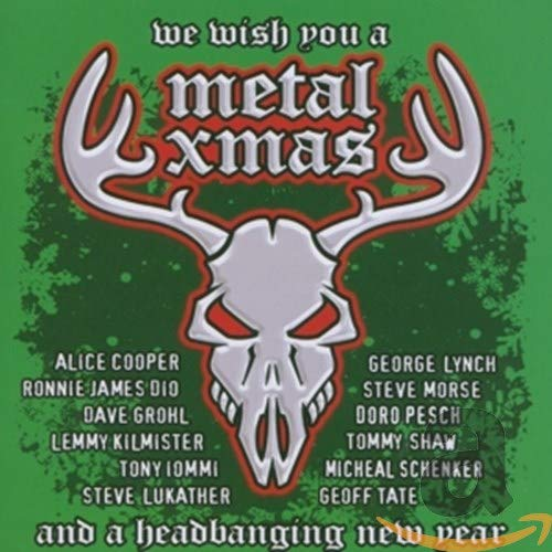 We Wish You A Metal Xmas…Updated Edition