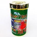 Ocean Free Size M Pellets 120 g Humpy Head Xo Flowerhorn Fish Food