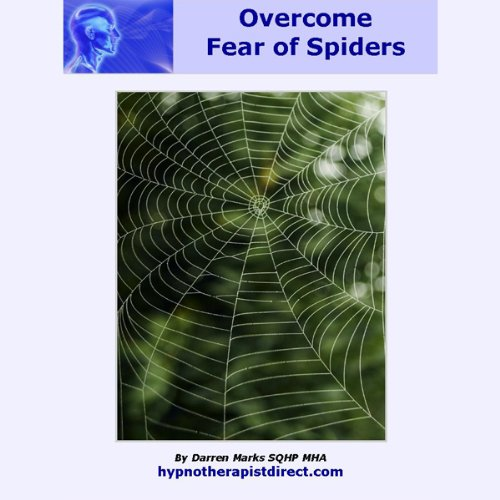 Overcome Fear of Spiders cover art