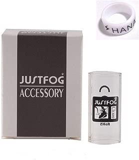 JUSTFOG(ジャストフォグ)- Q14 交換用タンク 2個セット HANAべイプバンド付