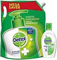 Dettol Liquid Hand wash Refill Original