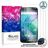 Ycloud [3 Pack] Protection écran pour Motorola Moto X Style, [9H Hardness, Anti-Rayures] Verre...
