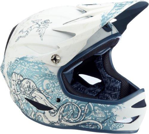 Giro Herren Fahrradhelm REMEDY S Comp., white fam.gath., L (59-62.5 cm), 240022009_