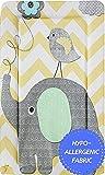 Callowesse - Colchón para Cambiador (Elefante Chevron)