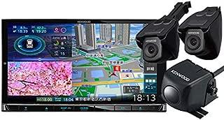 ケンウッドMDV-M906HD+DRV-MN940+CMOS-C230ハイレゾ再生HDパネル搭載彩速ナビ+前後方録画ドラレコ+バックカメラセット