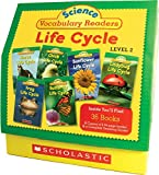 Science Vocabulary Readers: Life Cycles, Level 2
