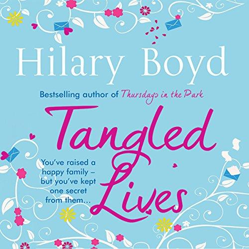 Tangled Lives audiobook cover art
