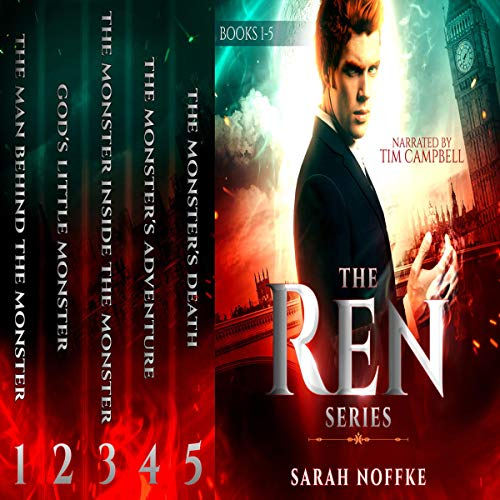 Ren Series: The Complete Boxed Set (Books 1-5) cover art