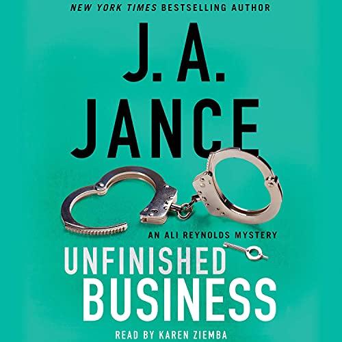 Unfinished Business Titelbild