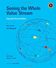 By Jim Womack Seeing the Whole Value Stream (2nd Edition)