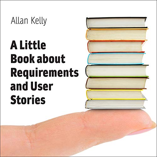 『A Little Book About Requirements and User Stories』のカバーアート