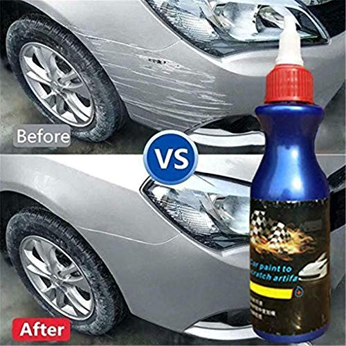 HAZUN 2020 New One Glide Scratch Remover - Polishing & Paint Restorer, Easily Repair Paint Scratches, Light Scratches Coche Reparar arañazos,Cera Multiusos para Quitar arañazos de Coche