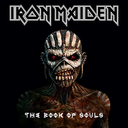 The Book Of Souls / Iron Maiden