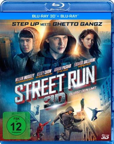 Street Run - Du bist dein Limit (inkl. 2D-Version) [3D Blu-ray]