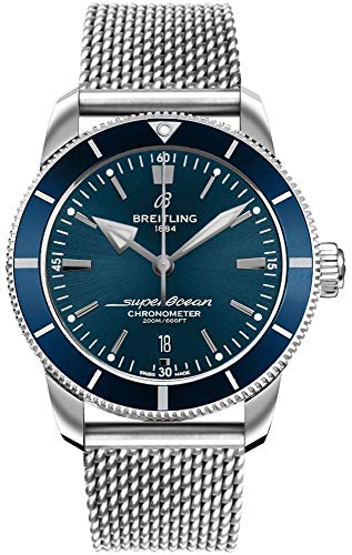 Breitling Superocean Heritage II B20 Automatic 44 Blue Dial Men's Watch