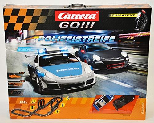 Carrera GO Polizeistreife