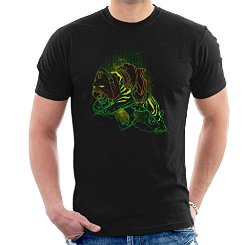 He Man Master of The Universe Battle Cat Men's T-Shirt