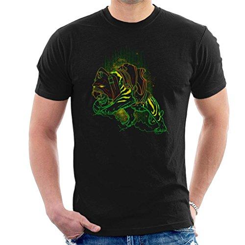 He Man Master of The Universe Battle Cat Men's T-Shirt