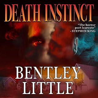 Death Instinct audiobook cover art