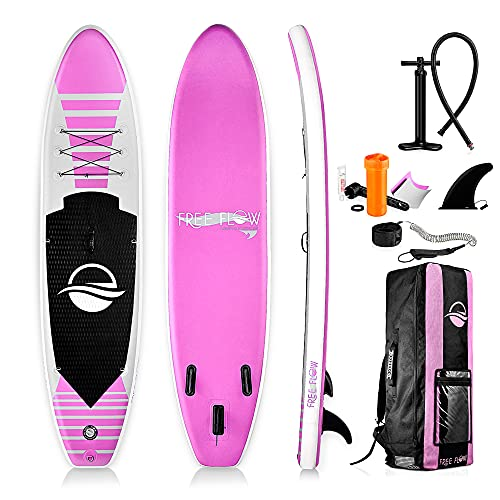 Premium Inflatable SUP by SereneLife