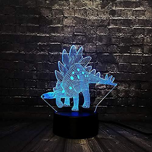 Lava 3D Dinosaurus Dragon Led-basketbalgeschenk, nachtlampje, 7-kleurige accu, usb-opladen, stemming, nachtlampje, kinderen, kerstcadeau met afstandsbediening