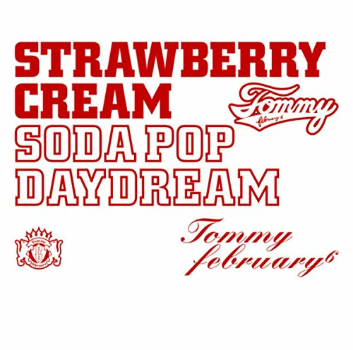 Strawberry Cream Soda Pop Daydream