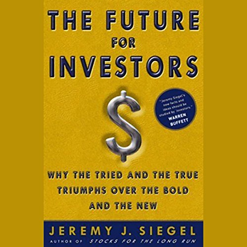 The Future for Investors audiobook cover art