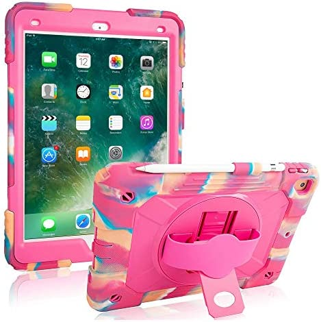 iPad 9 7 Case iPad 6th 5th Generation Case iPad 9 7 inch Shockproof Rugged Drop Protection Cover product image