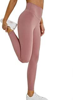 Premium Thick Women High Waist Tummy Compression Workout Leggings for Women Fitness Yoga Pants