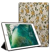 PRINDIY iPad 2017/iPad 2018//iPad ケース,PC + PU 耐摩耗性 傷防止 耐衝撃 三つ折りブラケット 三つ折 プロテクターカバー iPad 2018/2017/iPad Case-G 144