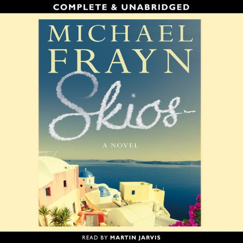 Skios audiobook cover art