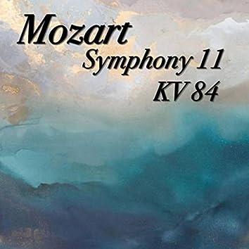 Mozart Symphony 11, KV 84