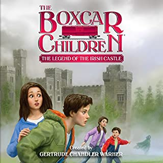 The Legend of the Irish Castle audiobook cover art