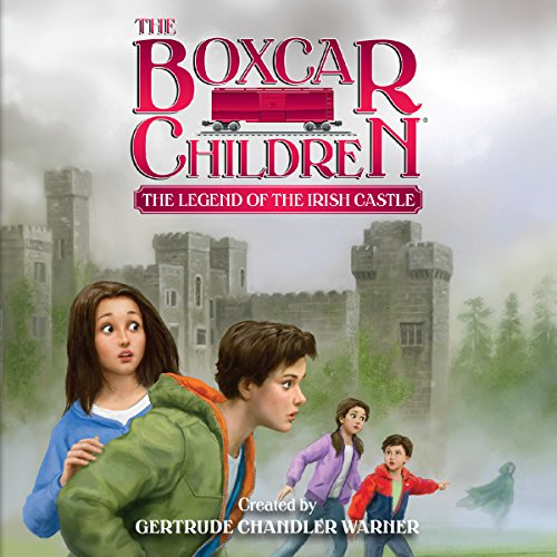 The Legend of the Irish Castle audiobook cover art