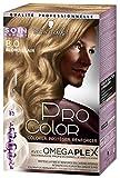 Schwarzkopf - Pro Color - Coloration Cheveux Permanente Anti-Casse - Blond Clair 8.0