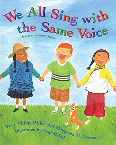 """J. Philip Miller and Sheppard M. Greene – """"We All Sing with the Same Voice"""""""