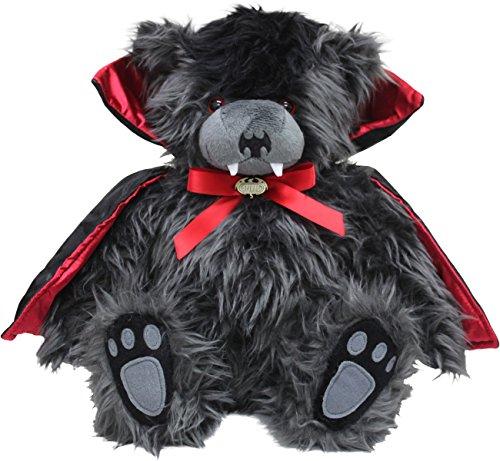 """Spiral - TED The Impaler - Teddy Bear - Weiches Plüschtier - ideal zum Sammeln - 30,5 cm (12"""")"""