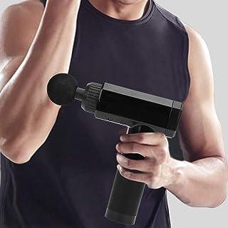 Masajeador eléctrico DC 5V para músculos, Carga USB, masajeador eléctrico, percusión, liberaciones portátiles, Fatiga, Tejido Profundo, Juego de Herramientas para Atletas, Regalo Familiar