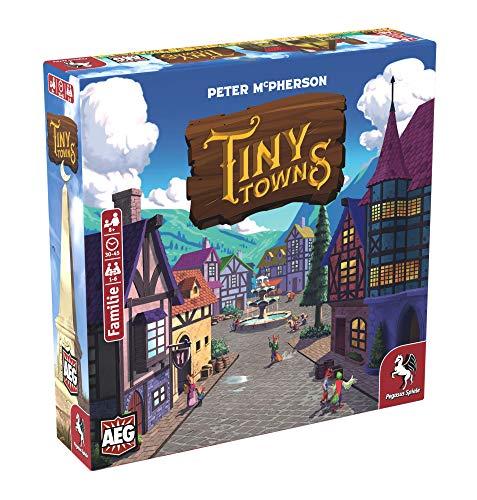 Pegasus Spiele 51226G - Tiny Towns