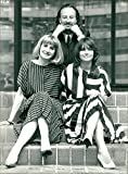 Stock Exchange guides wearing the summer outfits - Vintage Press Photo