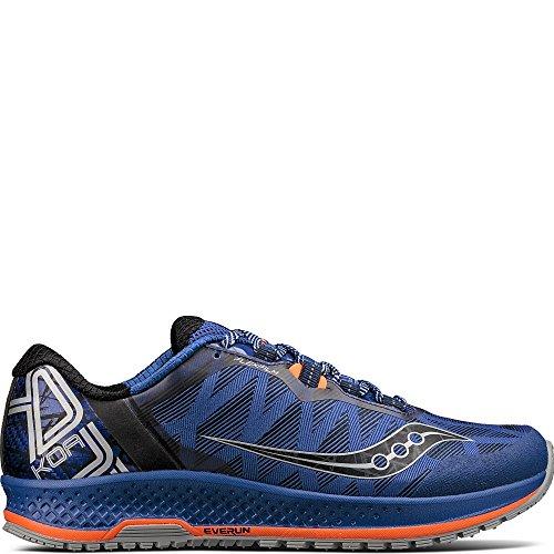 Saucony Men's Koa TR Running Shoe, Blue Orange, 10.5 Medium US