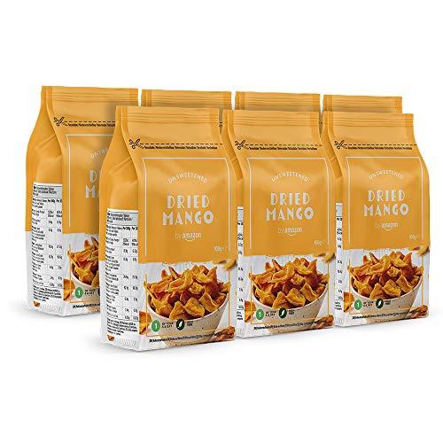 by Amazon Mango deshidratado, 7 x 100 g