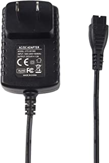 Molshine (5FT Cable)5.4V 1.2A AC DC Adapter Charger Compatible for Panasonic Electric Shaver Razor ES-LT41 ES8243 ES-LV65-s ES-LA63 ES-LV95-s P/N: RE7-51 RE7-59 RE7-68 RE7-40 WESLV81K7658