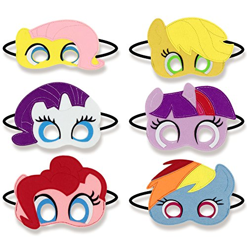 MY LITTLE PONY Scene Setter HAPPY BIRTHDAY party wall decoration kit over 6/' MLP