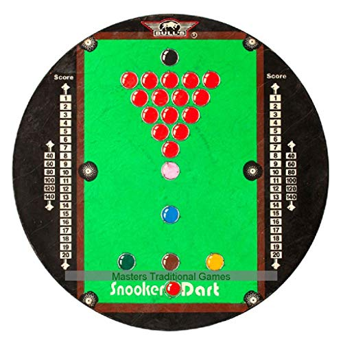 Why Choose Bull's Snooker Darts Dartboard