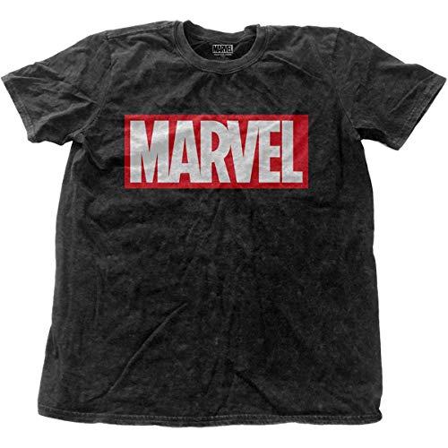 Marvel Comics Femme Logo Character Infill Petit Ami Fit T-Shirt